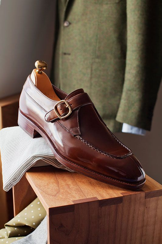 Carmina Single Monk from the Armoury.  Serious shoe lust