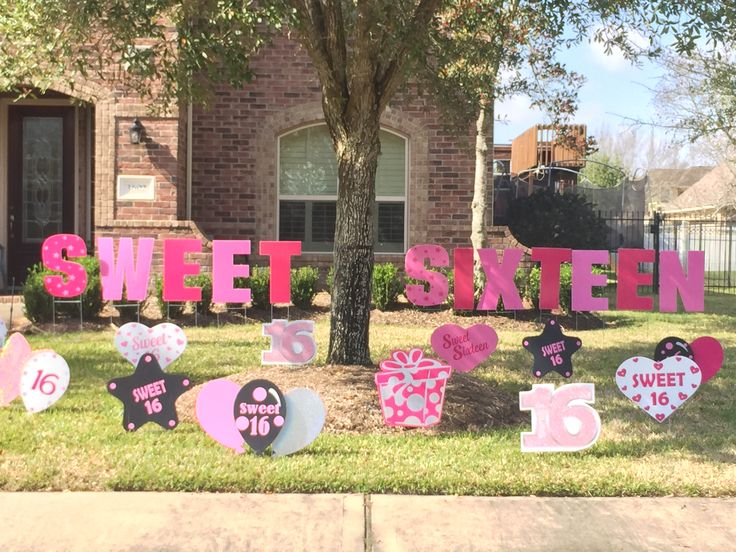 introducing our beautiful new sweet sixteen lawn letters along with our awesome