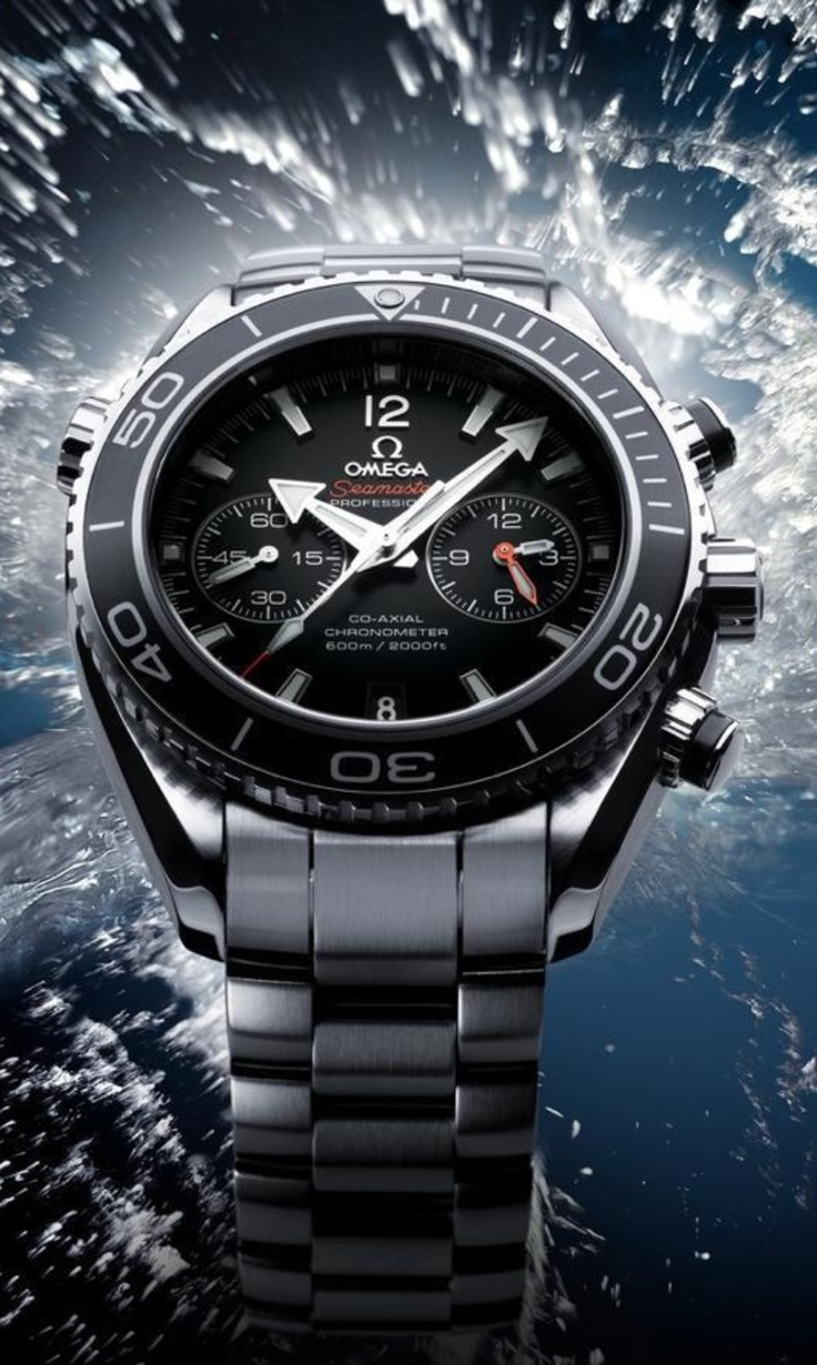 Omega Seamaster Planet Ocean 45.50 mm Chronograph