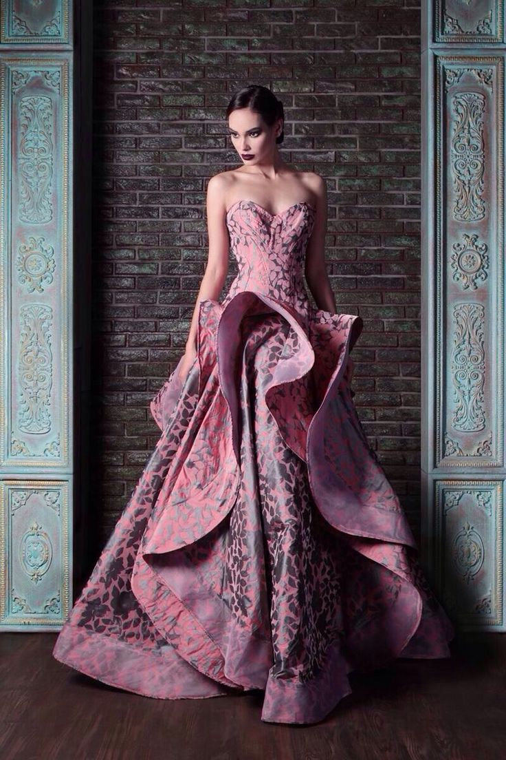 Rami Kadi Haute Couture Fall Winter 2013/14