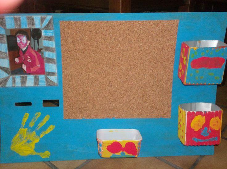 Gietjes Corner: Een prikbord voor Vaderdag!