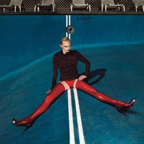 Gemma Ward x Mert Alas & Marcus Piggott www.fashion.net