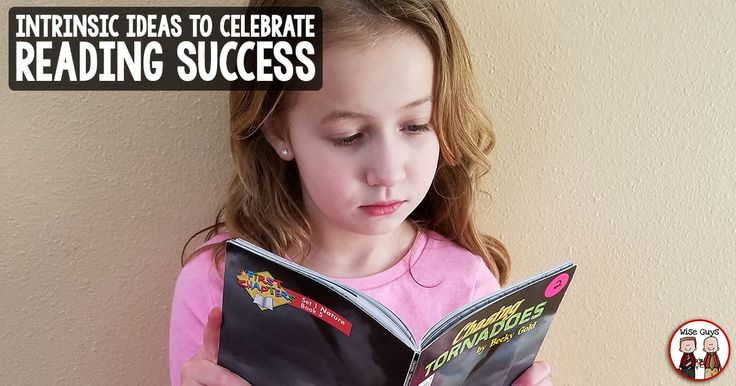 How does one foster a lifelong love of reading in your students? With these intrinsic reading reward ideas, great for all ages!