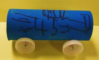 147 best images about maker fun factory vbs on pinterest for How to make a paper car that rolls