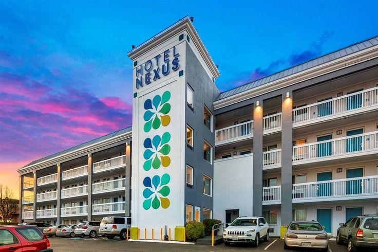 Hotel Nexus - North Seattle Hotels - Seattle, WA - USA