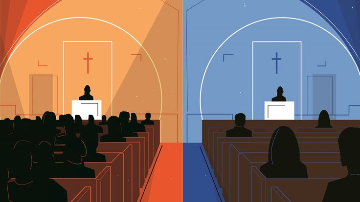 Even in Canada, Conservative Churches Are Growing