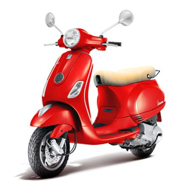 I will not have succeeded in life unless I have ridden on a Vespa in a foreign country.