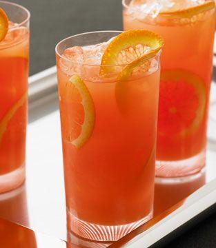 ClemenGold Campari Gin & Tonic