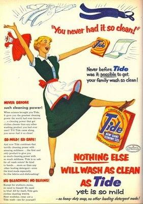 Va-Voom Vintage: How To Wash Vintage Clothes