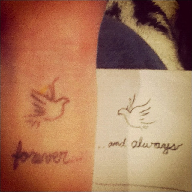 Love Tattoos For Couples Quotes 2: 52 Best Images About His And Her Ink On Pinterest