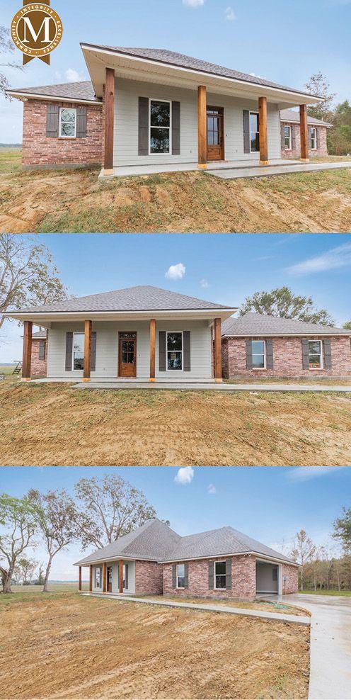 Custom Floor Plan South Louisiana New Homes In 2020 Custom Floor Plans New Homes Floor Plans