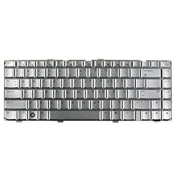 Replacement for HP Pavilion DV6000 Series Laptop Keyboard Silver Us Layout Review 2017