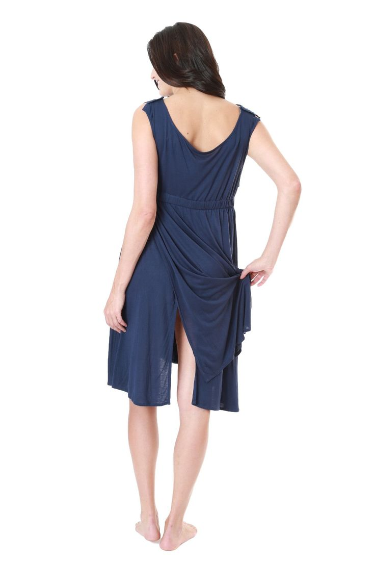 FINAL SALE 3 in 1 Labor Gown Gorgeous. Clever. Incredibly useful. Incredibly lovely! A flowing and versatile option to the traditional hospital gown in super soft fabric available in 2 yummy colors! A