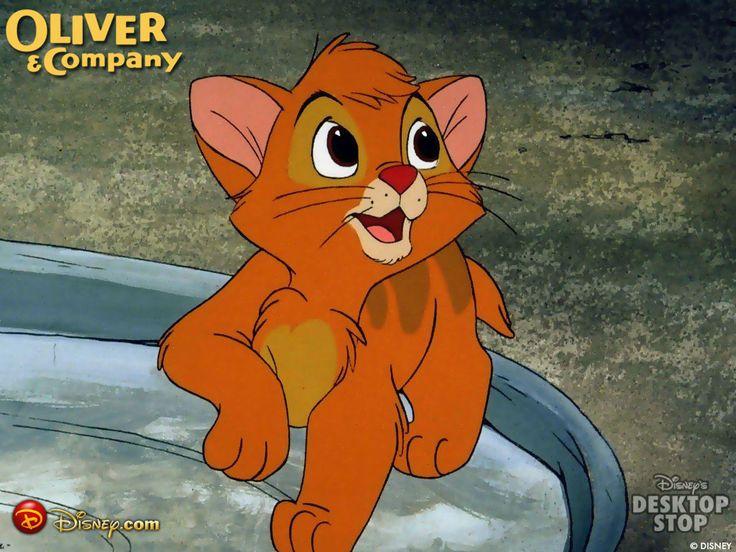 Oliver isn't he cute...?