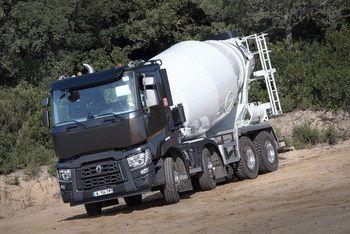 Компания Renault Trucks покажет на предстоящей выставке Intermat в Париже новые модификации грузовиков для строительного сегмента.
