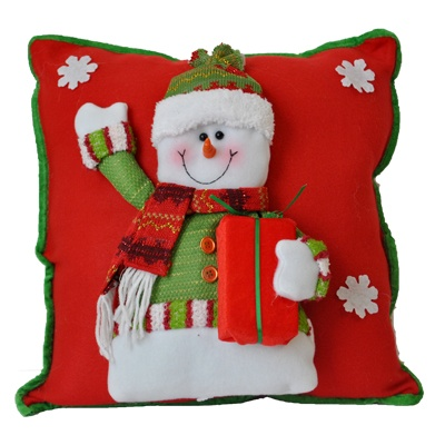 Handmade Decorative Holiday Pillow