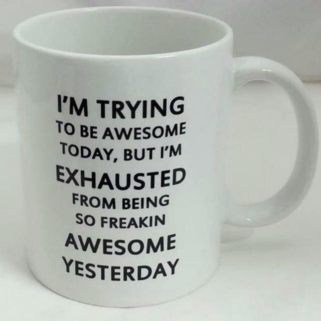 This is a fun mug