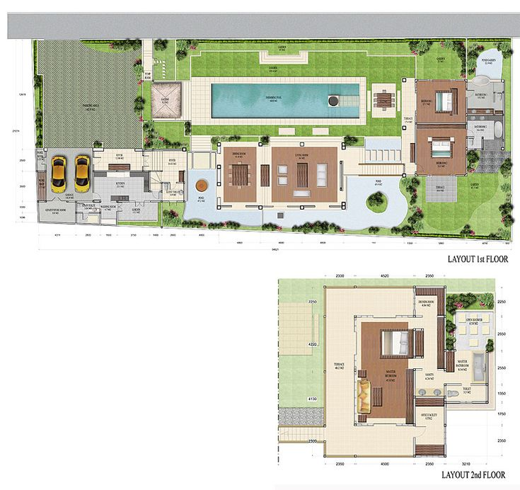 Bali house designs and floor plans