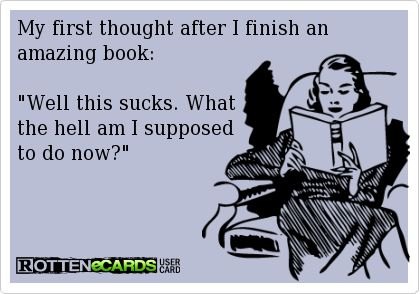 Yes. LOL I finished Beautiful Disaster by Jamie McGuire and this was my first thought.