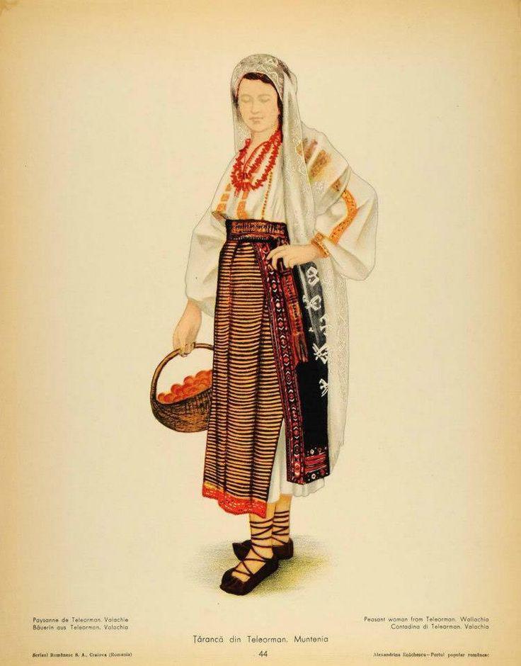 Teleorman, Muntenia (Wallachia)