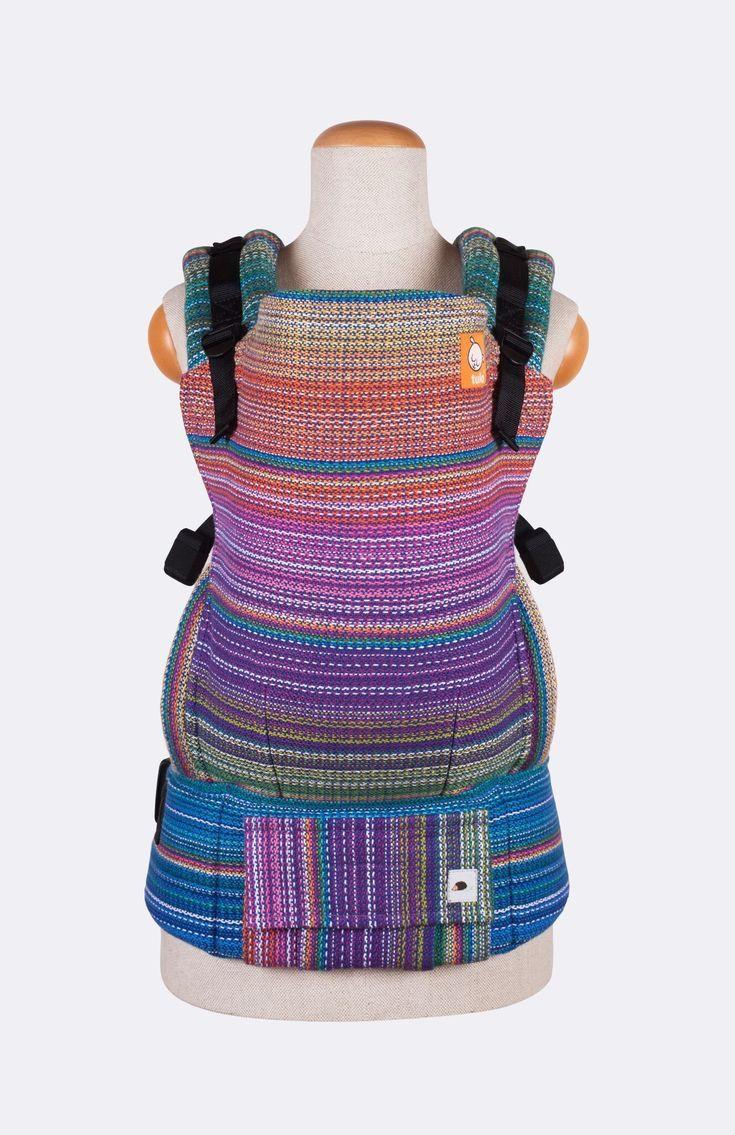 Full Standard WC – Erizo Energy with Leenaun Royal Weft – Wrap Conversion Crochets