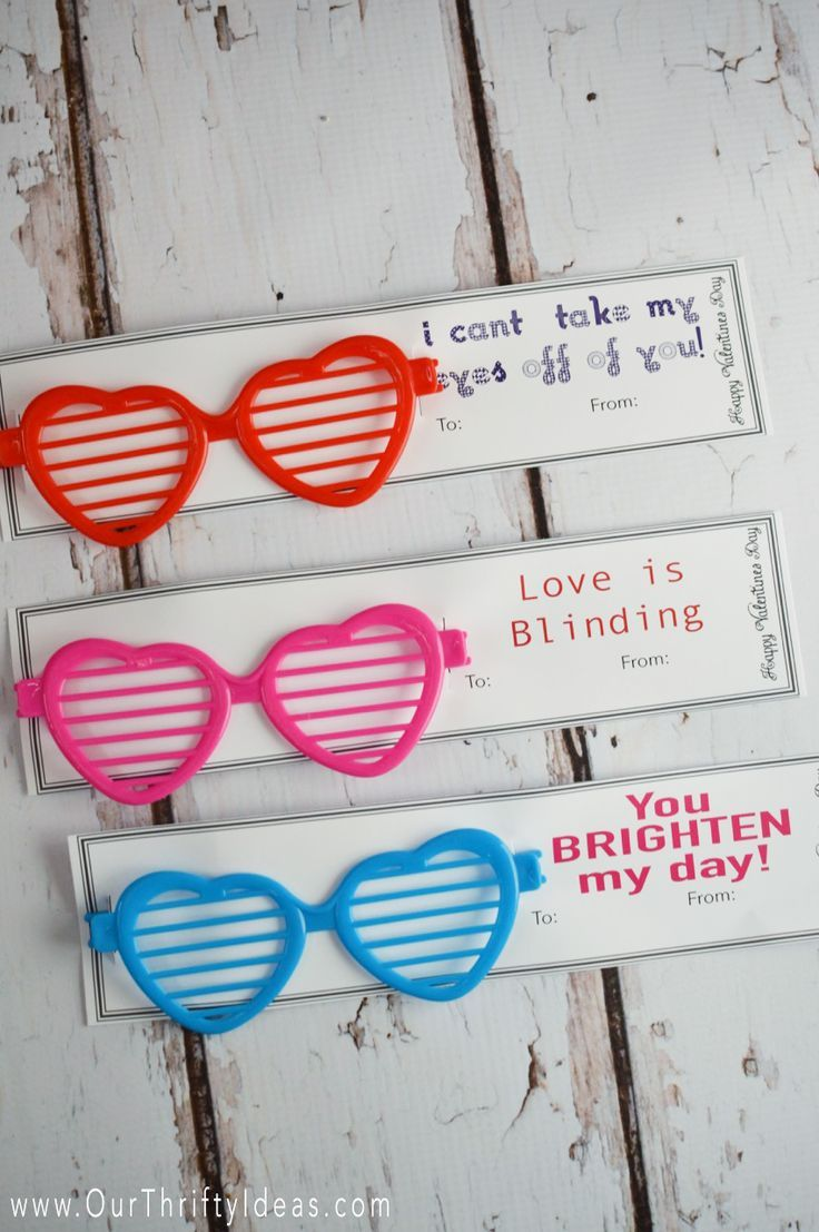 Do you have a child with an allergy friendly classroom? This Sunglasses Valentine Printable will be perfect for your kids to hand out to their friends!