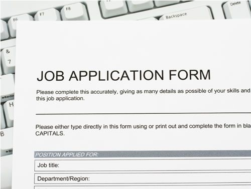 tips for job applications
