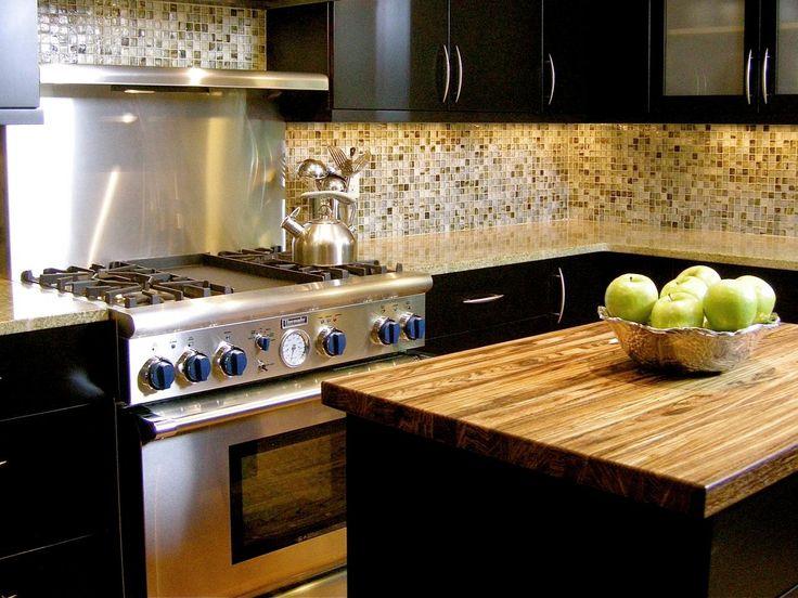 Perfect Kitchen Countertops: Beautiful, Functional Design Options