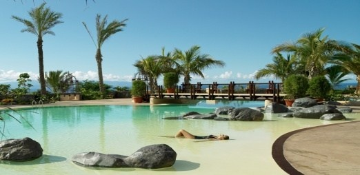 Escape the winter's chill and relax in 5* Tenerife: Abama Golf & Spa Resort, Guia de Isora, Classic Collection Holidays
