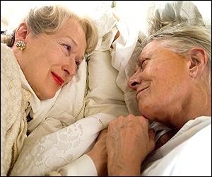 Evening (2007) - Meryl Streep and Vanessa Redgrave