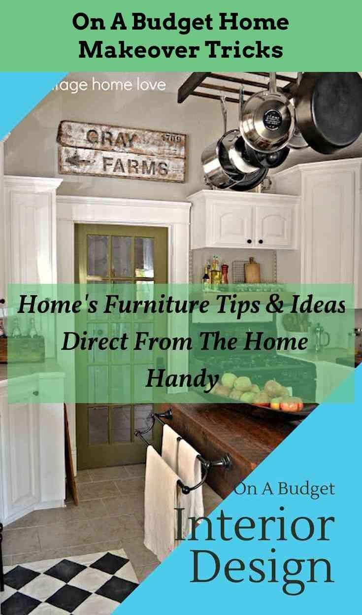 A handy list of home improvement ideas cheap home decor