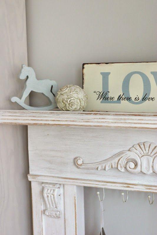 My little white Home: Pełna harmonia. Farba Optiva, półmatowa (Semi Matt), odcień: Porcelain Thought.