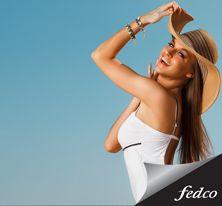 Recuerda que tu cabello podría afectarse con los rayos solares. Usa el tratamiento adecuado y dale la protección que se merece. www.fedco.com.co #Sun #Vacation #Hair #Care