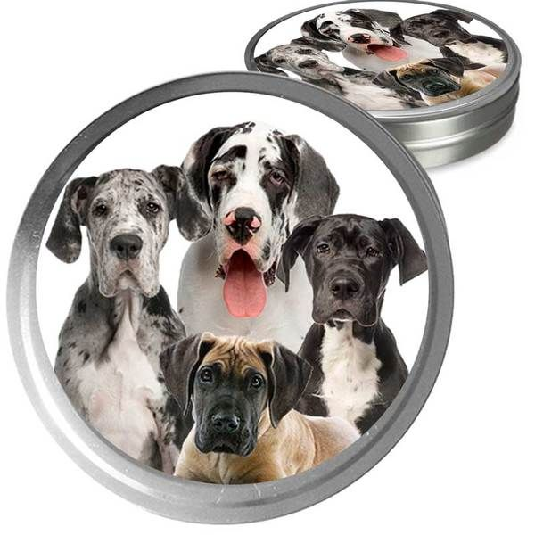 Great Dane Custom Combo Dry Dog Nose Great Dane Funny Dog Nose