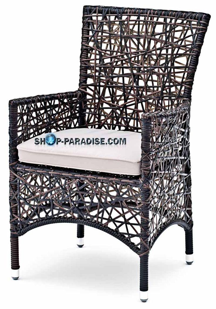 SHOP-PARADISE.COM:  Sessel Timandra, Polyrattan Sessel 99,99 €