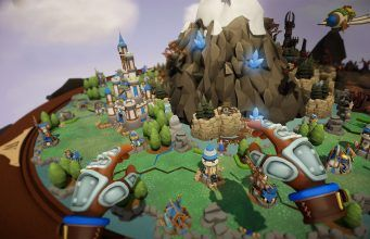 Hands-on: Skyworld is a Charming Turn-Based Strategy Game With Fast-Paced Real-Time Interludes