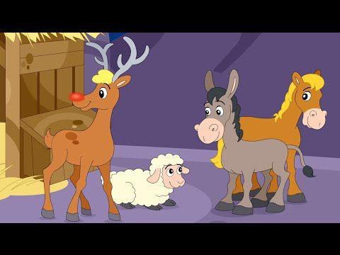 Tekenfilm van Midden In De Winternacht. Van de Cd en Dvd Minidisco - Vrolijk Kerstfeest. Verkrijgbaar via www.minidisco.nl MIDDEN IN DE WINTERNACHT Midden in...