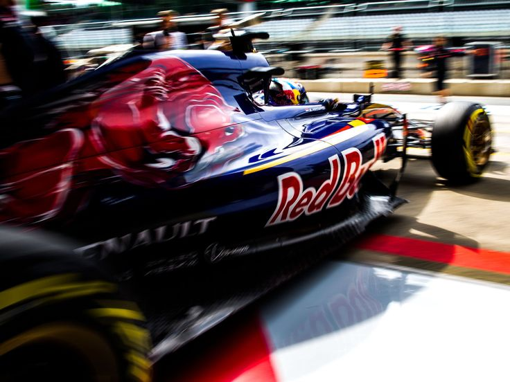 GRAN PREMIO D'AUSTRIA 2015 | Scuderia Toro Rosso