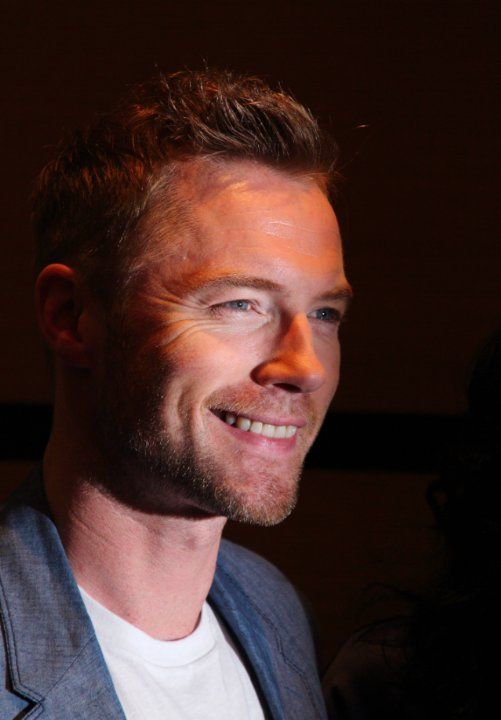 Ronan Keating at event of Goddess (2013)