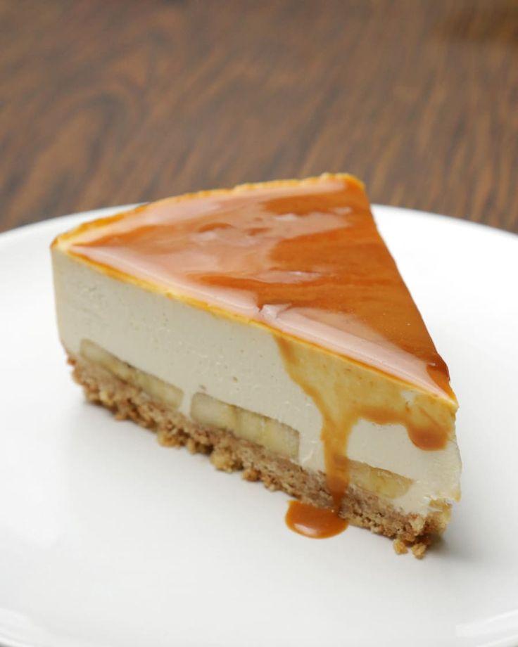 Aprenda a fazer um cheesecake delicioso que não precisa assar