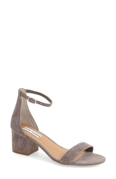 Style Name: Steve Madden Irenee Ankle Strap Sandal (Women). Style Number:  Available in stores.