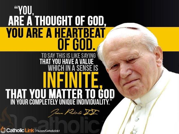 84 best Pope John Paul II Quotes images on Pinterest