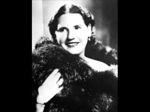 Kirsten Flagstad - Bach - Erbarme Dich