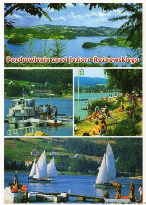 Jezioro Roźnowskie