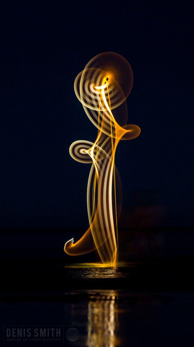 Denis Smith, Liquid Light Project, 2015