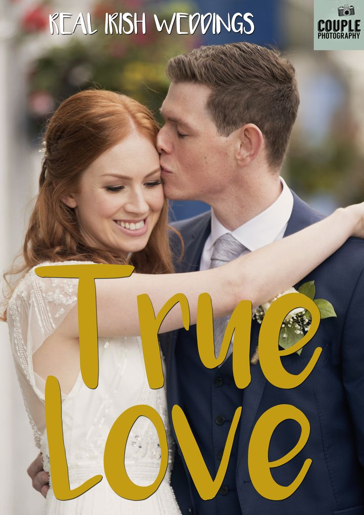 Deirdre & Mike marry in the picturesque Slane Village. Take a look at their full wedding on Couple.ie.