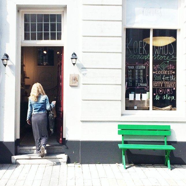 &SUUS   City Tip Den Bosch   ensuus.nl   Leuke winkeltjes in Den Bosch   Koekwaus 