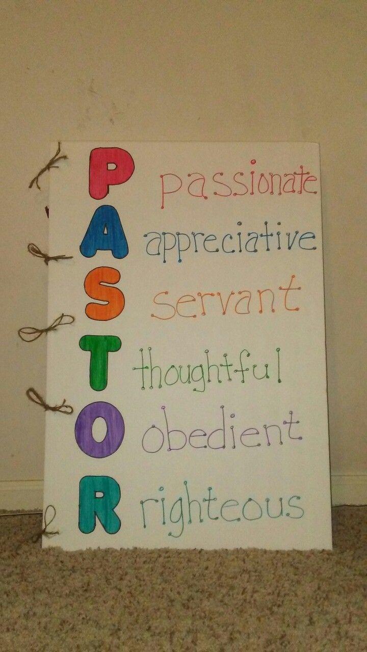 Pastor Appreciation                                                                                                                                                                                 More