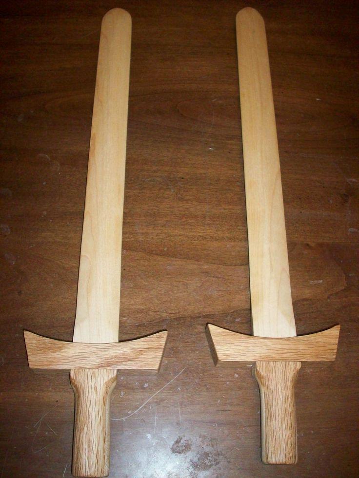 Making a Wooden Swor