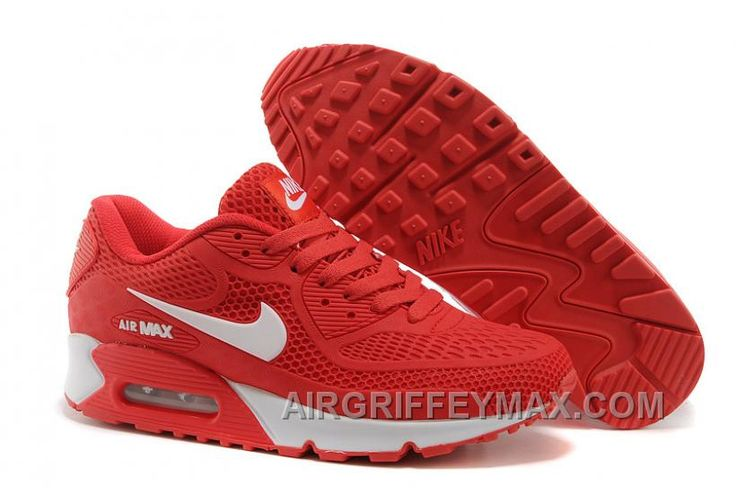 http://www.airgriffeymax.com/norway-nike-air-max-90-mens-running-shoes-red-white-for-sale.html NORWAY NIKE AIR MAX 90 MENS RUNNING SHOES RED WHITE FOR SALE Only $103.00 , Free Shipping!
